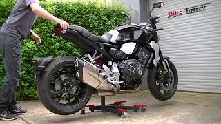 Honda CB1000R SC80 by www bike tower de