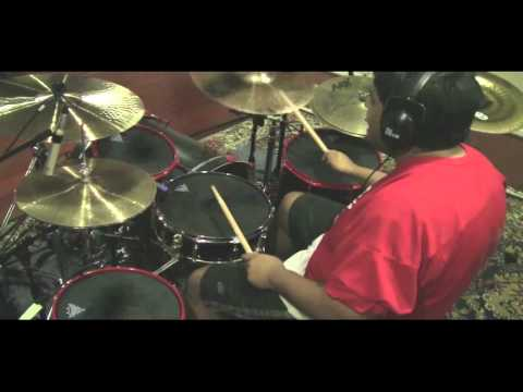 Anup Sastry - Chimp Spanner - Cloud City Drum Cover