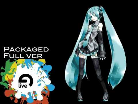 livetune - Packaged