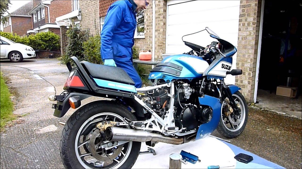 Suzuki Gs Drag Bike