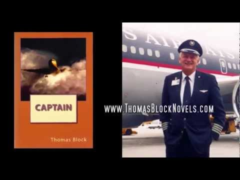 'Captain' Book Trailer