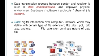 DATA COMMUNICATION & NETWORKS