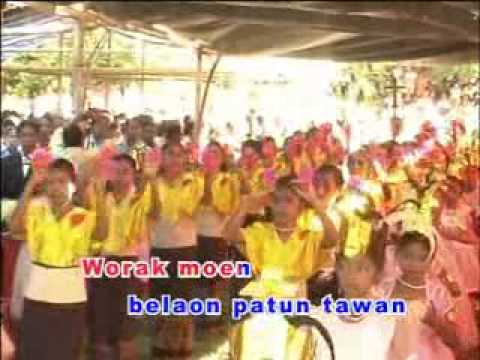 Lagu Paskah Daerah Flores Larantuka selaka Lodan Goe video