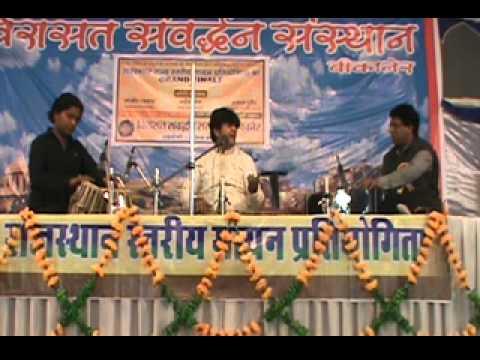 Nadeem Khan- Raaga Hansadhwani- Live in Bikaner,Rajasthan, India.