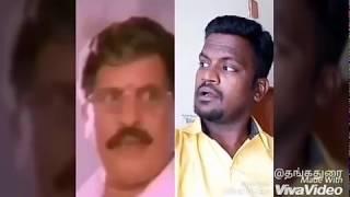Rajini comedy english  speach | M.Thangadurai
