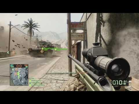 Battlefield: Bad Company 2 - Battlefield Moments - Episode 2 HD