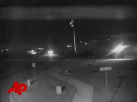 Raw Video: Meteor Sighting