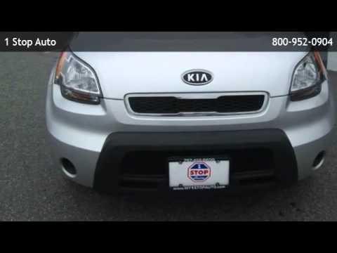 2011 Kia Soul Base 4dr Wagon  - Hampton