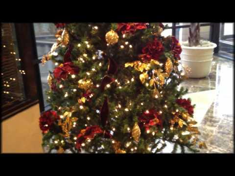 moderný vianočný stomček