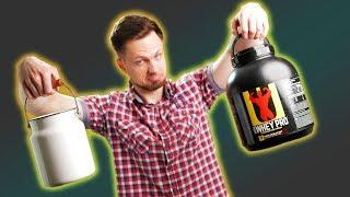 Нашли древний протеин. Universal Nutrition Ultra Whey Pro