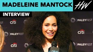 "Madeleine Mantock Shares ""Charmed"" Cast Stories 