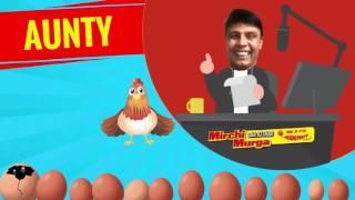 Mirchi Murga | Aunty No.1 | RJ Naved Prank