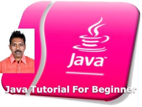 Java Quick Tutorial|Java For Selenium|Learn Java Programming|G C Reddy|