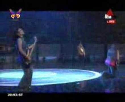 Sirasa Superstar S2-lankawe Kello Hard Rock Gahapu Hati!!!! video