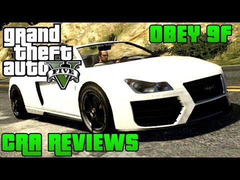 GTA 5 Car Reviews: Obey 9F