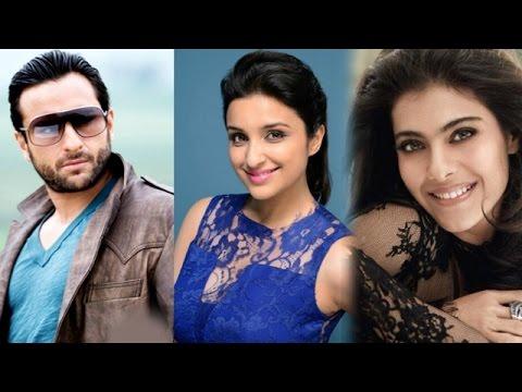 Saif Ali Khan, Parineeti Chopra, Kajol Devgan - 12 11 2014 | Bollywood News In 1 Minute video