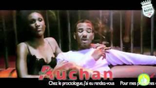 Parodie BAD30 La Fouine feat the Game - leve le pouce en l'air ( Caillra for live )
