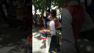 San Juan Fiesta, Alcala De Henares, Spain.