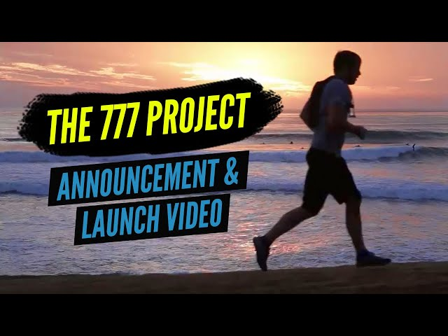 The 777 Project // Announcement & Launch Video // IMPOSSIBLE