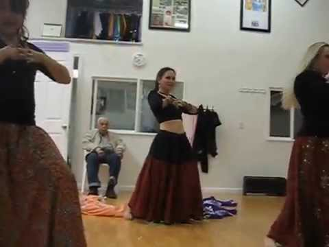 Bollywood Class Choreography Project