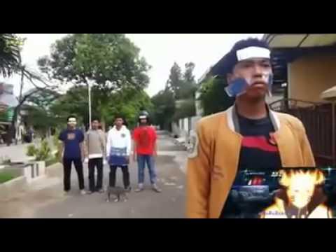 KANA BOON-Silhouette versi parodi
