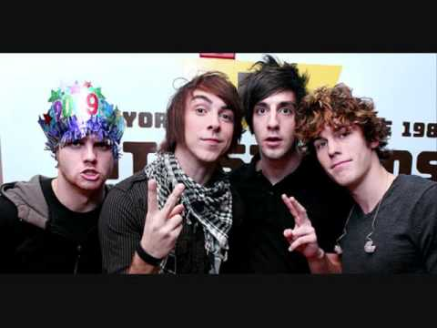 All Time Low- The Girls A Straight Up Hustler Put Up Or Shut Up Version Video