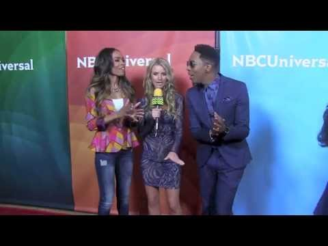 Michelle Williams and Deitrick Haddon from Fix My Choir  NBC...