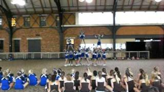 UCA Camp Championships 2009 -Extreme Routine