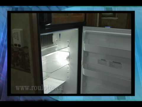 Roulottes a s l vesque video r frig rateur partie 1 dometic youtube - Fonctionnement d un refrigerateur ...