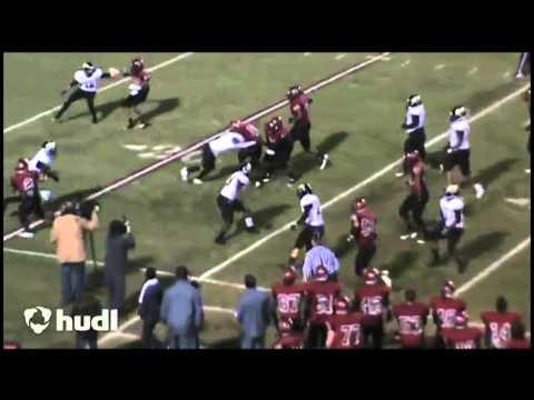 "Daqurius ""DQ"" Steels - Senior Season Highlights"