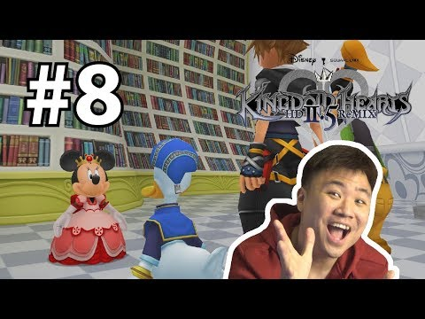SELAMAT DATANG DI DISNEYLAND !! - Kingdom Hearts 2 [Indonesia] PS4 #8