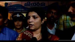 (വാട്സ്) ആപ്പിലായ സരിത കേരളം Manorama News Thiruva Ethirva