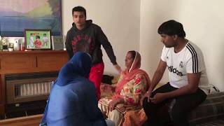 Rishte Naate (ਤਿੰਨ ਰੰਗ ਨਹੀ ਲੱਭਣੇ)  | Punjabi Funny Video | Latest Sammy Naz |