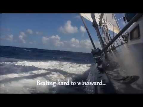 Sailing AWAY from Grenada!