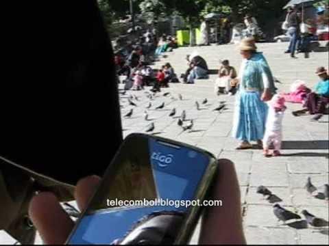 Tigo 3G Bolivia