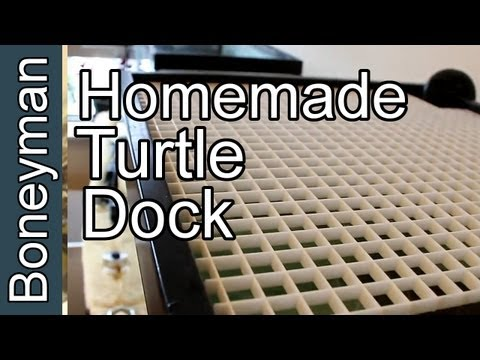 HOW TO MAKE A TURTLE DOCK IN 3 STEPS (Measure. Cut. Tie)