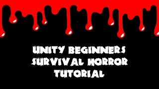 Unity3D Survival Horror #202 Massive Overhaul Part 3 - Game Manager