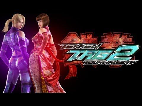 Tekken Tag 2: Anna Nina Combos