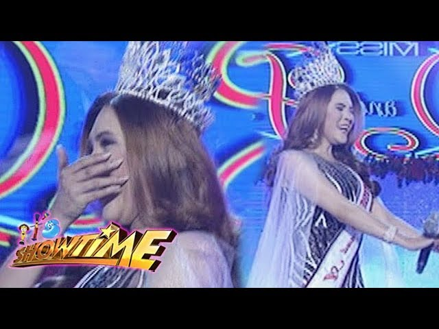 It's Showtime Miss Q & A: Rianne Azares enters semifinals