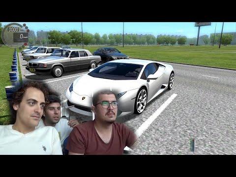 City Car Driving Oynadık - Kazananlar Açıklamada