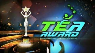 Tea Award 2016 - South India's Biggest Creators Credit Platform | Kalignar TV