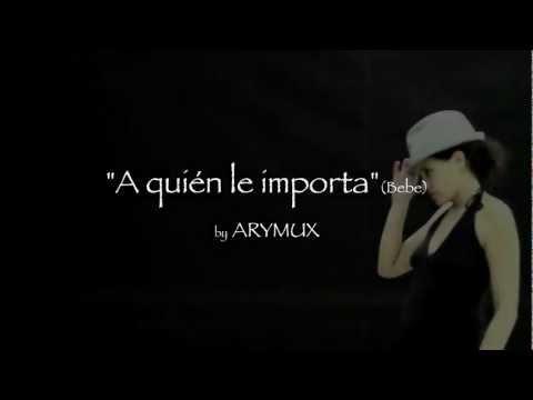 "Canción ""A quién le importa"" en Lengua de Signos"
