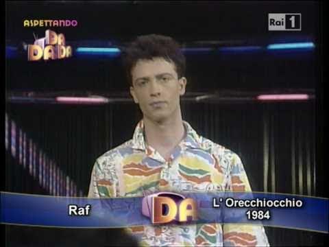 Raf ♪ Self control LOrecchiocchio 1984