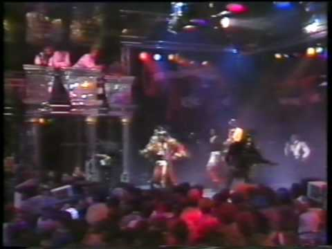 Grandmaster Flash-White Lines Live