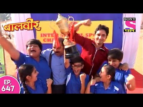 Baal Veer - बाल वीर - Episode 647 - 2nd July, 2017 thumbnail