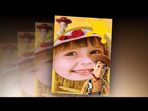 Álbum de Fotos Digital Tema Toy Story - Produzido por JM Álbum Digital