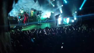 Young the Giant~ Mr. Know-it-All (live)