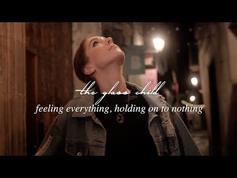 Feeling Everything, Holding on to Nothing [Official Music Video] - The Glass Child