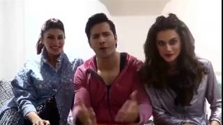 If You Are a Twin, You Can Win | Varun Dhawan,Tapsee & Jacqueline Go LIVE | Hunt For Judwaa Contest