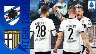 Sampdoria 0-1 Parma | The Emilians win at the Ferraris with Kucka's goal | Serie A